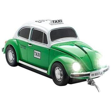 Totally Tablet CCM660165 VW BEETLE TAXI in green