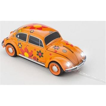 Totally Tablet CCM660462 VW BEETLE FLOWER POWER in Orange