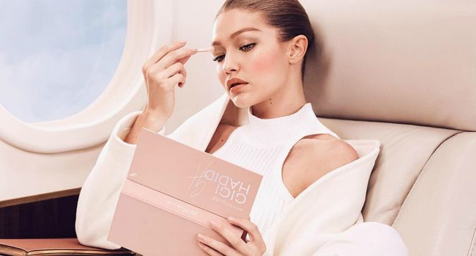 Gigi x Maybelline's Collection is About to Go Seriously On Sale