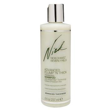 Nick Chavez Beverly Hills Advanced Plump 'N Thick Shampoo, 8 oz