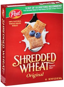 Post® Shredded Wheat Original Spoon Size