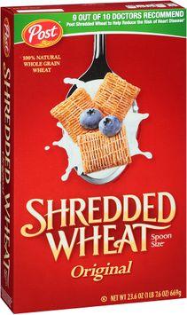 Post® Spoon Size® Shredded Wheat