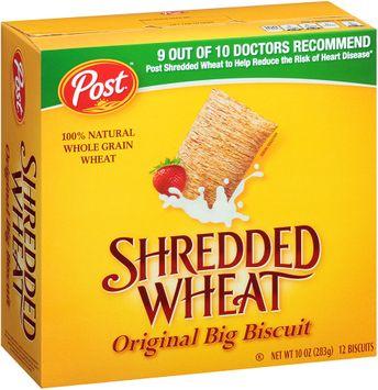 Post® Original Big Biscuit Shredded Wheat