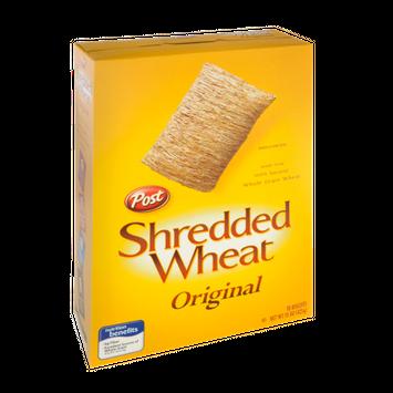 Post Shredded Wheat Original Cereal