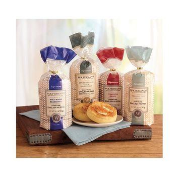 English Muffin Sampler