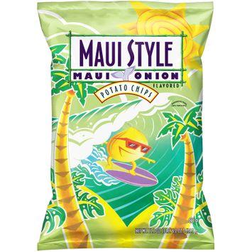maui style maui onion flavored potato chips