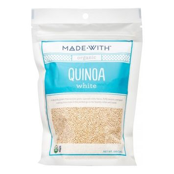Made With Organic Quinoa, 12 Oz