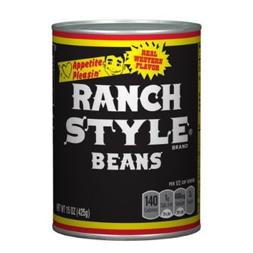 Ranch Style Beans - Black Label 15 Oz [number_of_pieces: number_of_pieces-4]