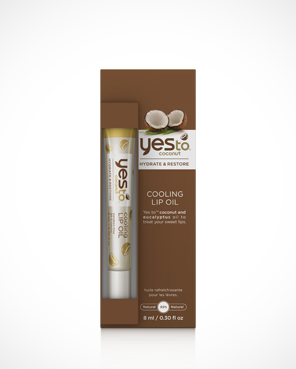 yes to coconut Cooling Lip Oil