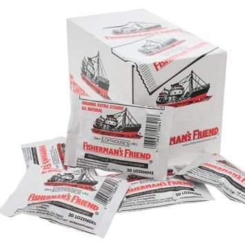 Fishermans Friend X-strong 24 Bag 24 Ct By Fisherman's Friend (1 Each)