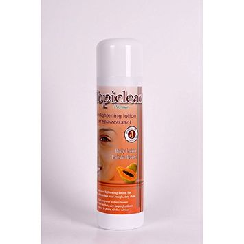 Topiclear Papaya Body Lotion 500ml