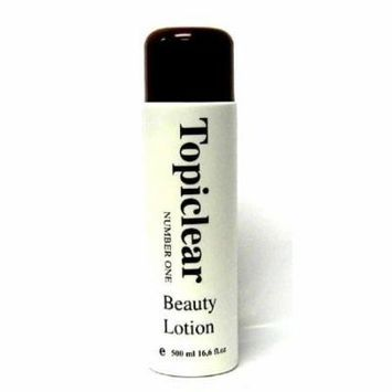 Topiclear Number One Beauty Lotion 16.8 oz. (500 ml)
