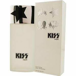 Kiss Her by Kiss Eau De Parfum Spray 3.4 oz