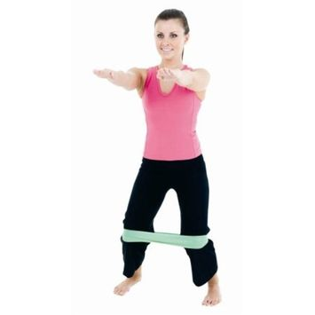 EcoWise Resistance Stretch Band (Extra-light - Sunflower)