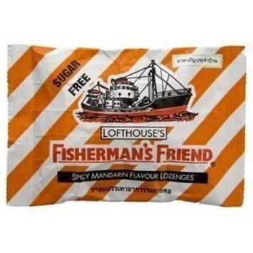 Fishermans Friend Spicy Mandarin 25g.