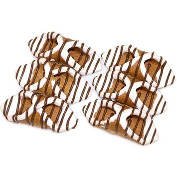 Pawsitively Gourmet Cannoli Cookies for Dogs