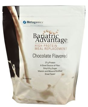 Bariatric Advantage High Protein Meal Replacement Chocolate 35 Servings