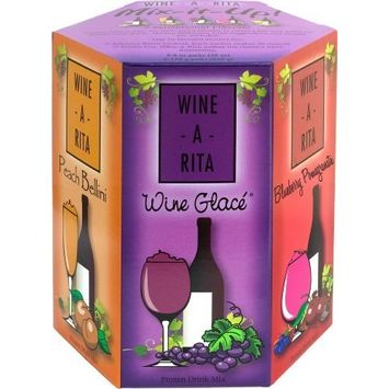 Wine-A-Rita Mix-It-Up Variety Pack Featuring 5 Flavors, 30 Ounce, Makes 5 Blenders