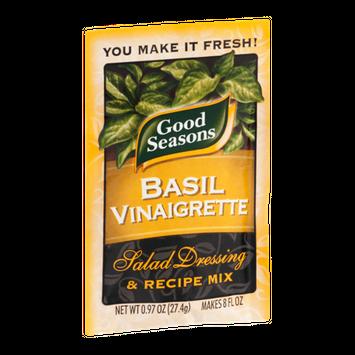 Good Seasons Basil Vinaigrette Salad Dressing & Recipe Mix