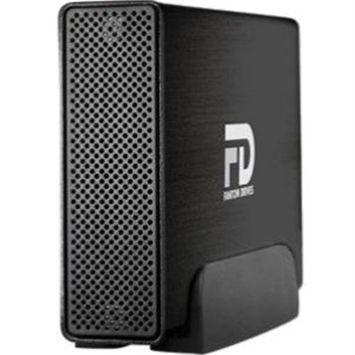 Micronet Technology Fantom Drives G-force Quad 5TB Usb3.0/2.0/esata/firewire800/400 Aluminum External Hard Drive - USB 3.0, Esata, Firewire/i.link 800 - Black - 1 Pack - Retail (gf5000qu3)