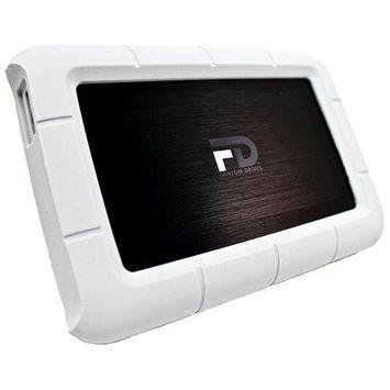 Micronet Technology Fantom Drives G-force3 Robusk Mini 1TB 7200rpm USB 3.0 Metal Portable Shock-resistant Hard Drive - USB 3.0 - 7200 Rpm - Portable - Black (frm1000p)