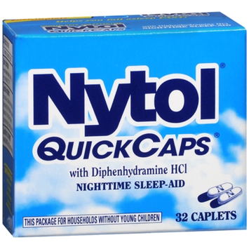 Nytol QuickCaps
