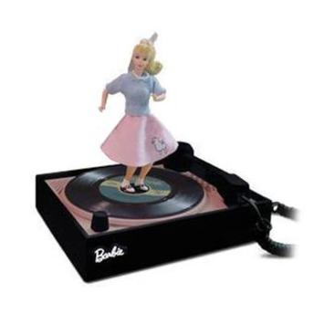 Telemania 025264 Barbie Twist N' Turn Musical Phone