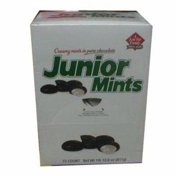 Cambridge Brands Junior Mints Creamy Mints, 72 ea