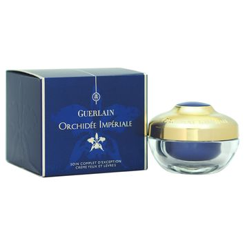 Guerlain Orchidee Imperiale Exceptional Complete Care Eye and Lip Cream