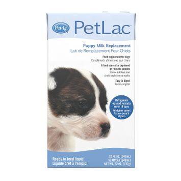 PetAg PetLac Puppy Liquid Milk Replacement, 32 fl. oz.