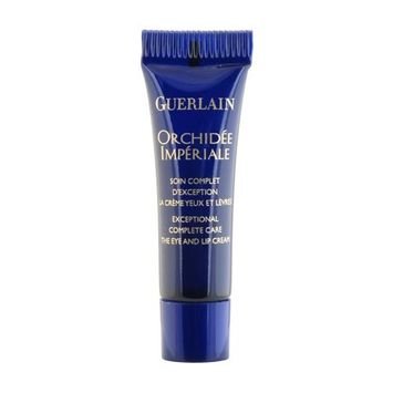 Guerlain Orchidee Imperiale Exceptional Complete Care Eye and Lip Cream 0.06oz, 2ml