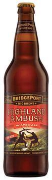 Bridgeport Big Brew Highland Ambush Beer