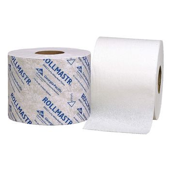 Toilet Tissue RollMastr Standard Roll 3.9 X 4 Inch 770 Sheets Case of 48 - 10 Pack