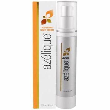 Azelique, Age Refining Night Cream, with Azelaic Acid, Moisturizing and Hydrating, No Parabens, No Sulfates, 1.7 fl. oz. (pack of 1)