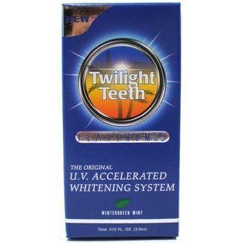 Twilight Teeth, Inc. Twilight Teeth Platinum 25 U.v. Accelerated Whitening System