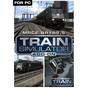 Dovetail Games Train Simulator Add-On - MRCE BR 185.5 (PC)(Digital Download)