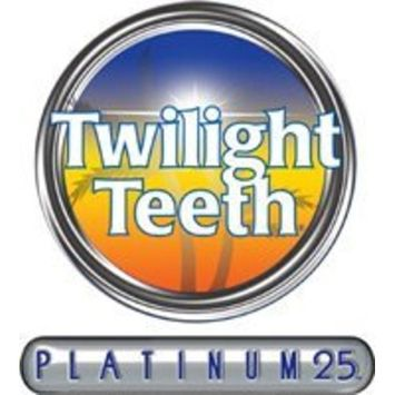 Twilight Teeth Whitening Gel - Activator for the Twilight Teeth Whitening Kit, Whitening Gel for 12 applications, No rinse teeth whitener, Real mint flavor