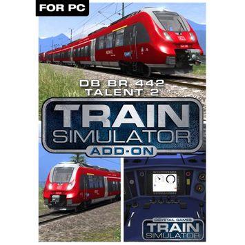 Dovetail Games Train Simulator Add-On - DB BR 442 'Talent 2' EMU (PC)(Digital Download)