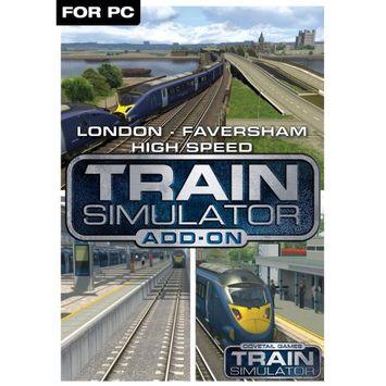 Dovetail Games Train Simulator Add-On - London-Faversham High Speed DLC (PC)(Digital Download)