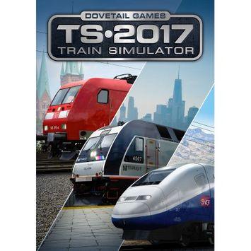 Dovetail Games Train Simulator 2017 (PC)(Digital Download)