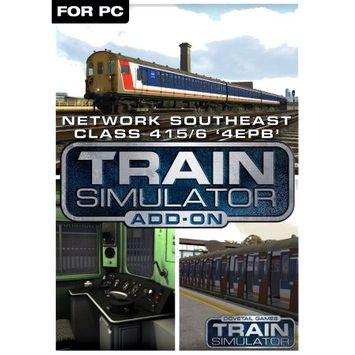 Dovetail Games Train Simulator Add-On - Network SouthEast Class 415 '4EPB' (PC)(Digital Download)