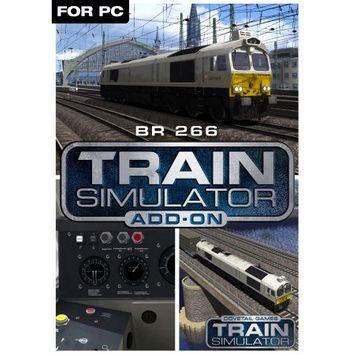 Dovetail Games Train Simulator Add-On - BR 266 (PC)(Digital Download)