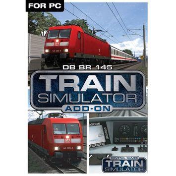 Dovetail Games Train Simulator Add-On - DB BR 145 (PC)(Digital Download)