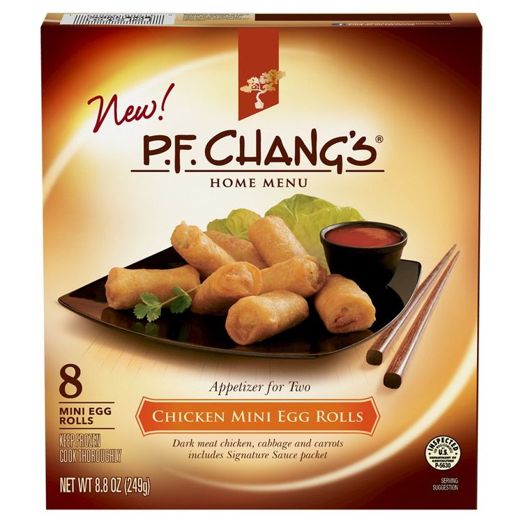 P.f. Chang's PF Chang's Chicken Mini Egg Roll 8.8oz
