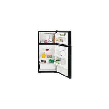 Hotpoint 15.6 cu ft Top-Freezer Refrigerator (Black) HTR16ABSRBB