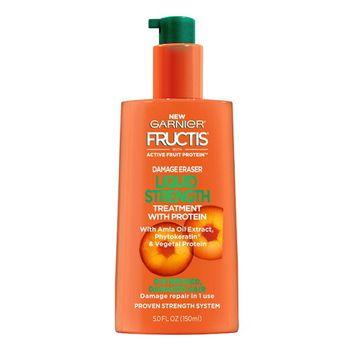 Garnier Fructis Damage Eraser Liquid Strength Treatment For Damaged Hair, 5 Oz, 2 Pack