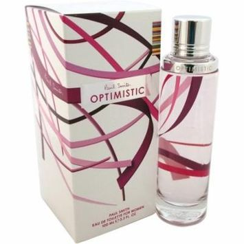 Paul Smith Optimistic Eau de Toilette Spray for Women, 3.3 fl oz