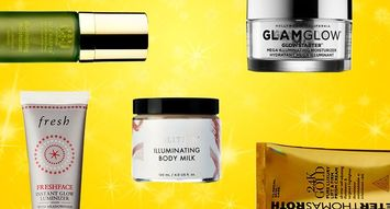 6 Illuminated Lotions to Keep Up Your Sparkle This Winter