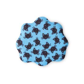 MeMoi Ball of foot cushions from MeMoi One Size / Blue MG 537C
