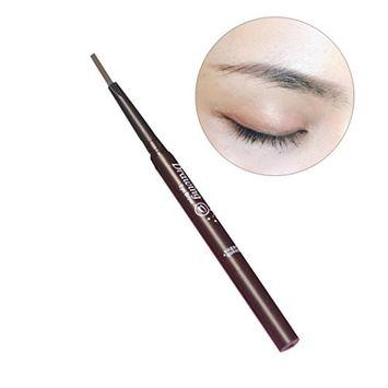 Vinjeely Waterproof Makeup Eye Brow Pen Eyebrow Liner Pencil With Brush Cosmetic Tool (C)